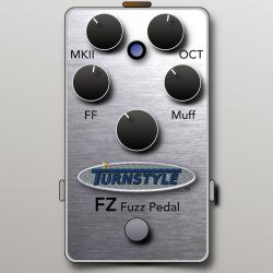 Turnstyle FZ Fuzz Pedal
