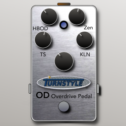 Turnstyle OD Overdrive Pedal
